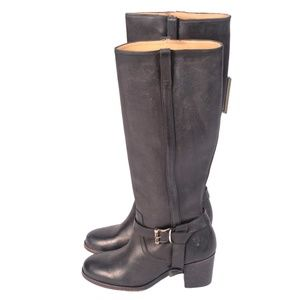 Frye Malorie Knotted Tall Riding Boot